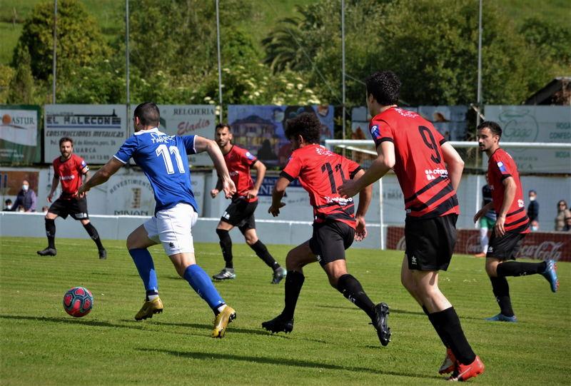 El Luarca CF buscará este viernes el ascenso a 3ª División frente al Langreo B