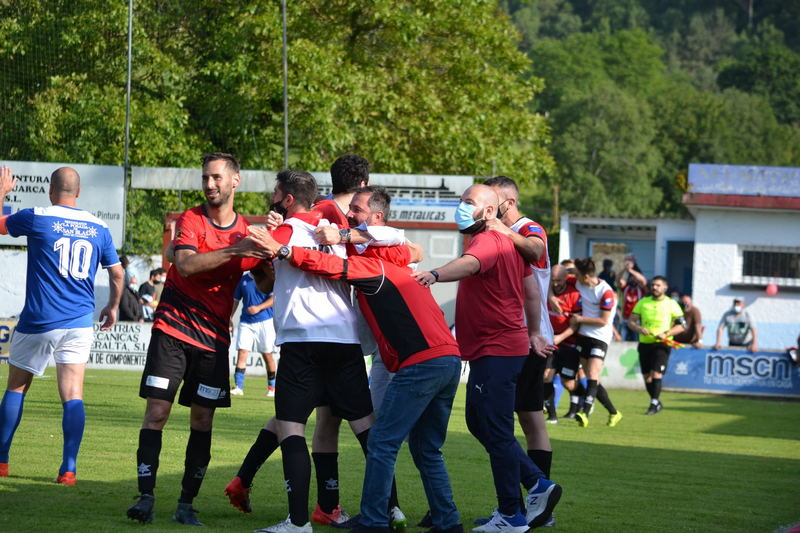 El Luarca vence al Real Tapia y disputará la fase de ascenso a 3ª División