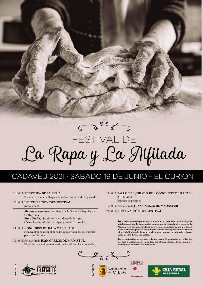 I Festival de la Rapa y la Alfilada en Cadavedo (Valdés)