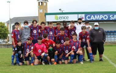 El Campo de San Pedro acogerá el viernes y el domingo la Fase Final Regional del Torneo Federación de 3ª Cadete para la que está clasificado el Andés Cadete B.