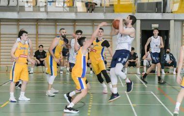 El CB Navia Senior Masculino, 3º en la Final a Cuatro de Primera Nacional disputada en Gijón