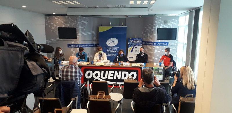 Presentación de las Carreras por Montaña La Travesera y La Traveserina Picos de Europa
