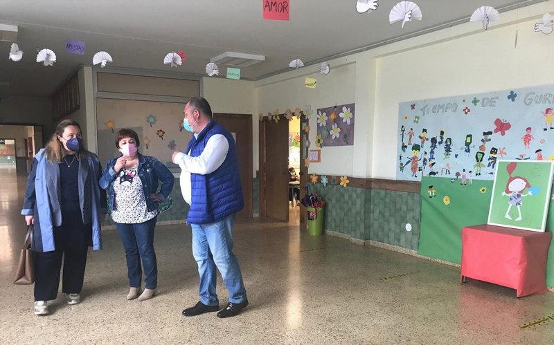 15.000 euros para redactar el proyecto de mejora de la eficiencia energética del colegio Jovellanos de Vegadeo