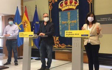Asturias adelanta la vacunación de la segunda dosis de Astrazeneca a las personas entre 60 y 69 años