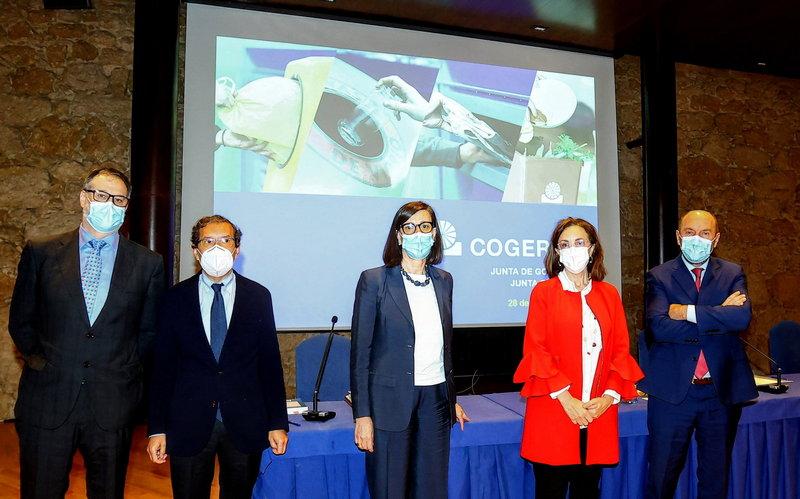 355.466 toneladas de basura recibida en Cogersa se dedicaron al reciclaje de productos para comercialización