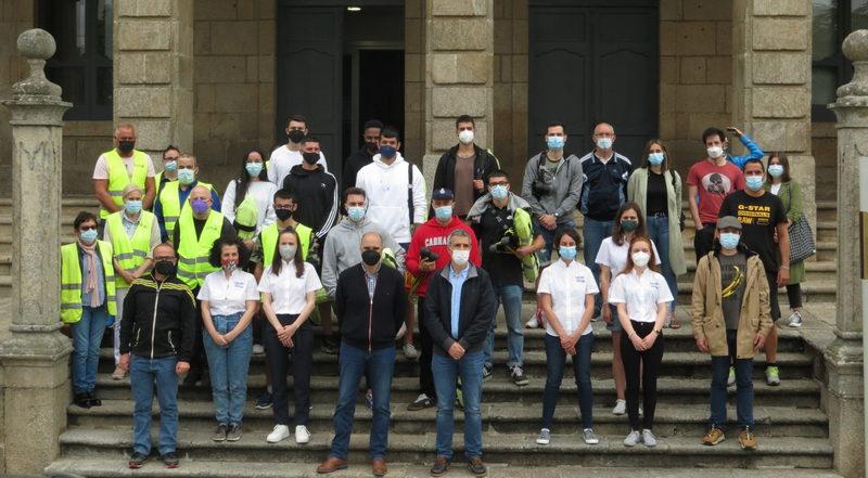 El ayuntamiento de Ribadeo contrata a 35 personas para la campaña de verano