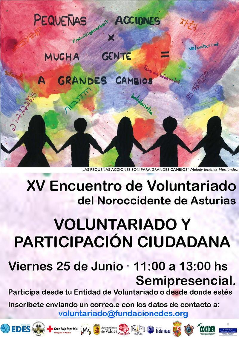 Objetivo, retomar la actividad del voluntariado