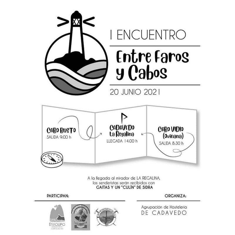 """El Grupo de Montaña """"La Chiruca"""" de Cudillero participará en el I Encuentro de Senderismo """"Entre Faros y Cabos"""" en Cadavedo"""