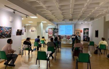 Comienza en Navia el curso de formación sobre cultivo de faba asturiana y verdina