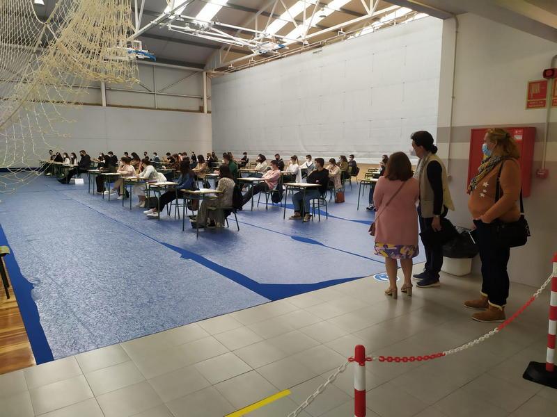 Comienza la EBAU, con dos sedes en la comarca: Tapia de Casariego y Luarca