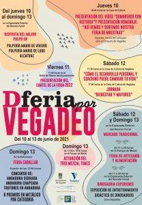 Comienza una atípica Feria de Muestras de Vegadeo
