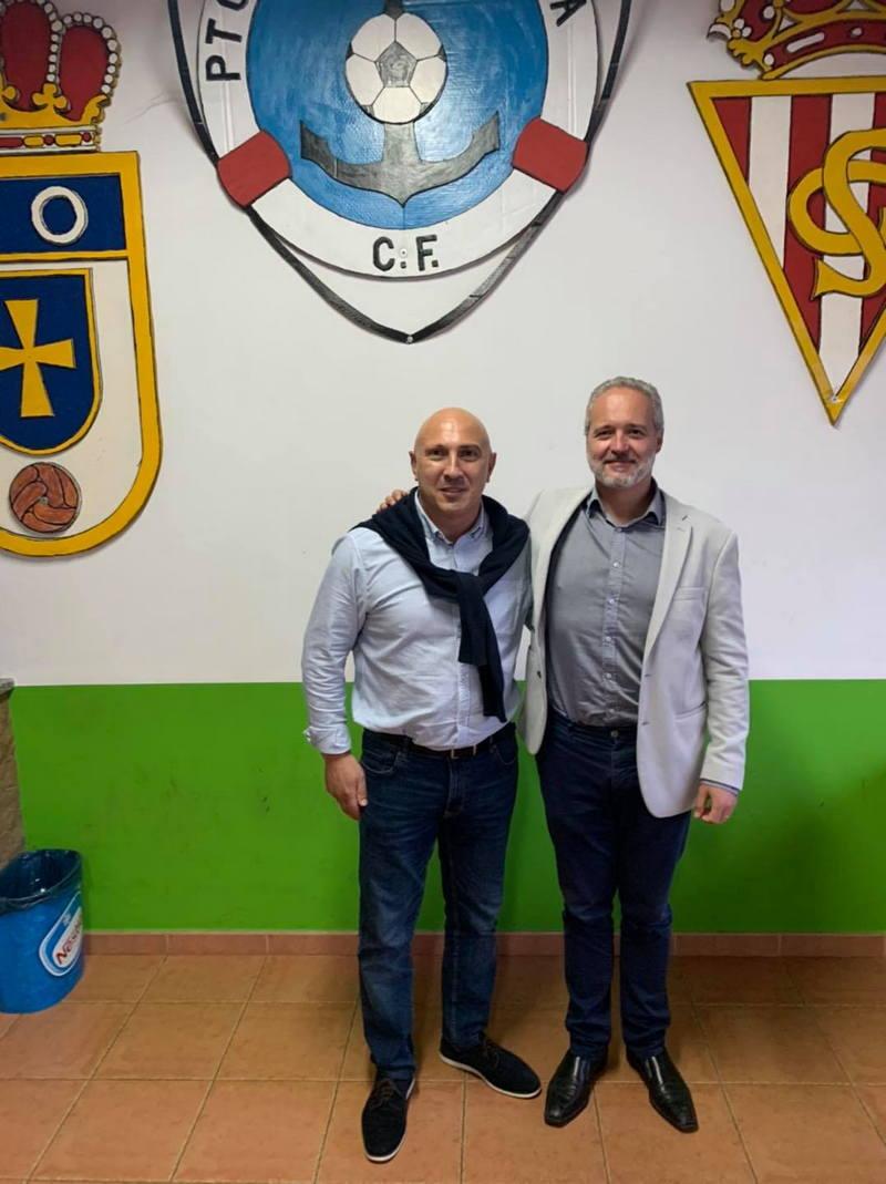 El Puerto Vega CF incorpora a Miguel García como Director Deportivo