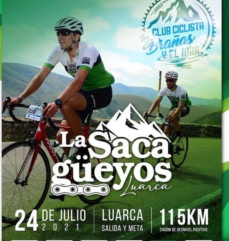 """Este sábado 24 de julio se celebra la Vuelta Ciclodeportiva """"Sacagüeyos"""" que cuenta con 600 inscritos"""