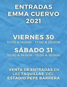 El Pepe Barrera preparado para acoger este sábado el 70 Trofeo Emma Cuervo