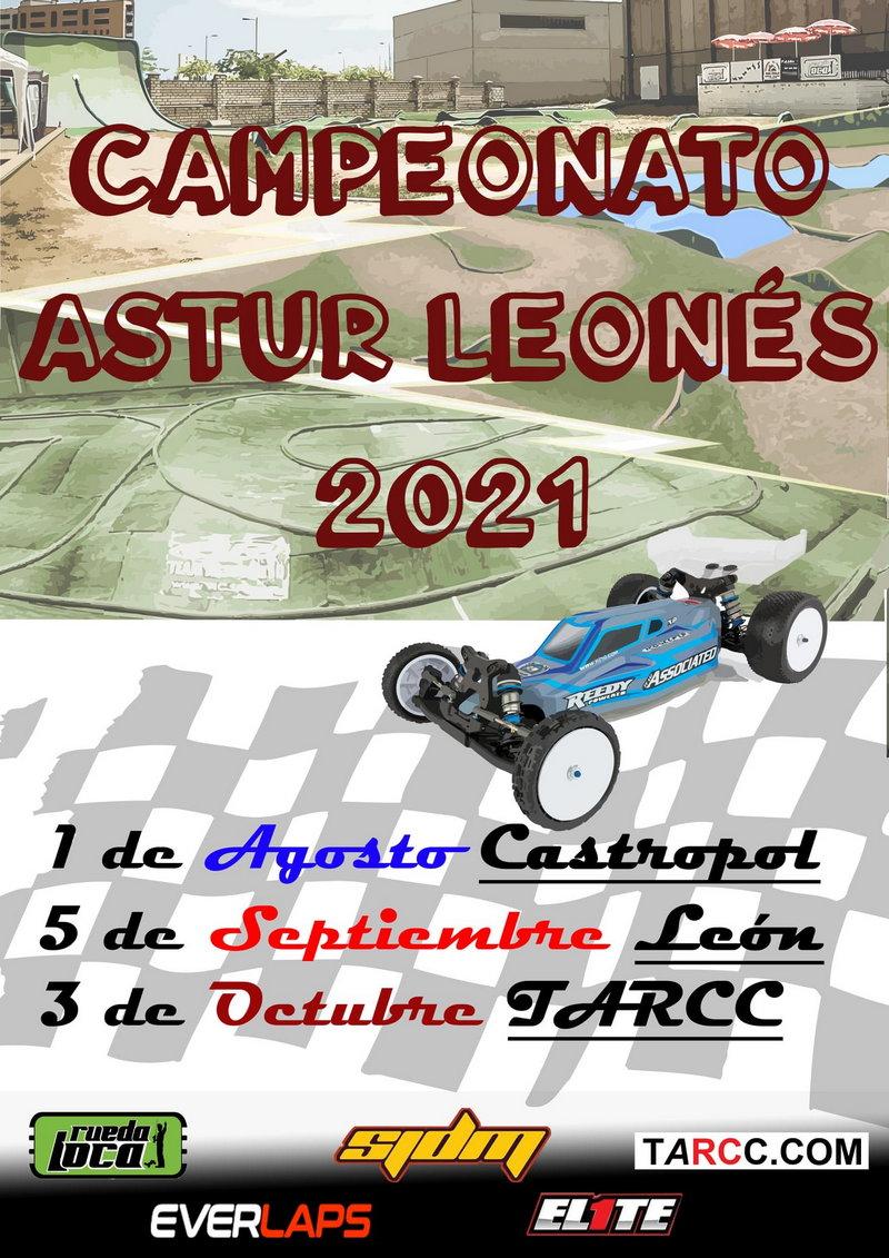 I Prueba del Campeonato Astur-Leonés de Coches Radio Control el próximo fin de semana en Castropol