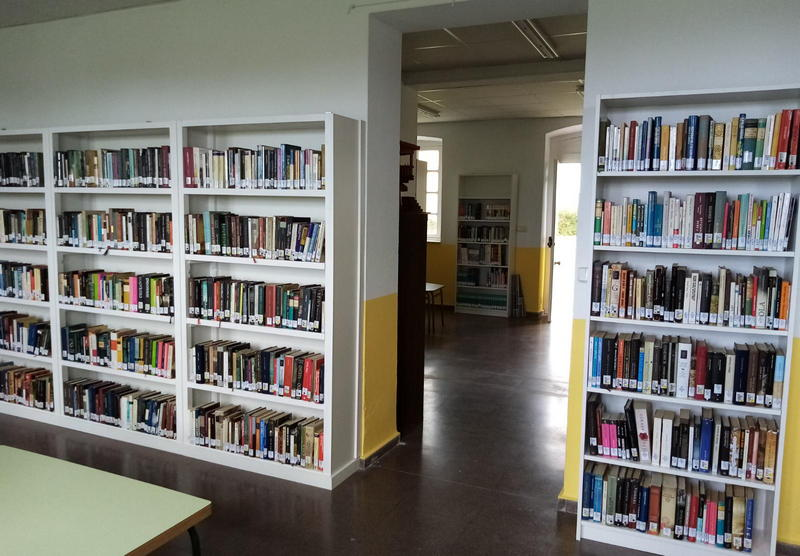 El próximo sábado abrirá sus puertas la nueva Biblioteca de Busto (Valdés)