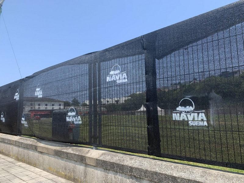 """""""Hemos hecho un esfuerzo enorme porque en Navia Suena las medidas de seguridad y de prevención frente al covid sean las máximas"""""""