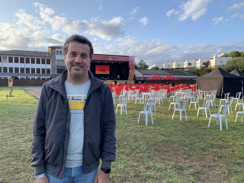 """""""Navia Suena"""" recibe esta noche a Rodrigo Cuevas"""