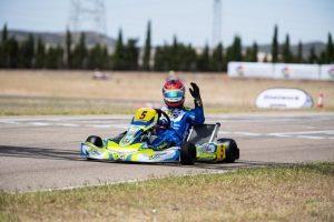 Podium para Bruno Méndez en el Circuito de Zuera (Zaragoza)
