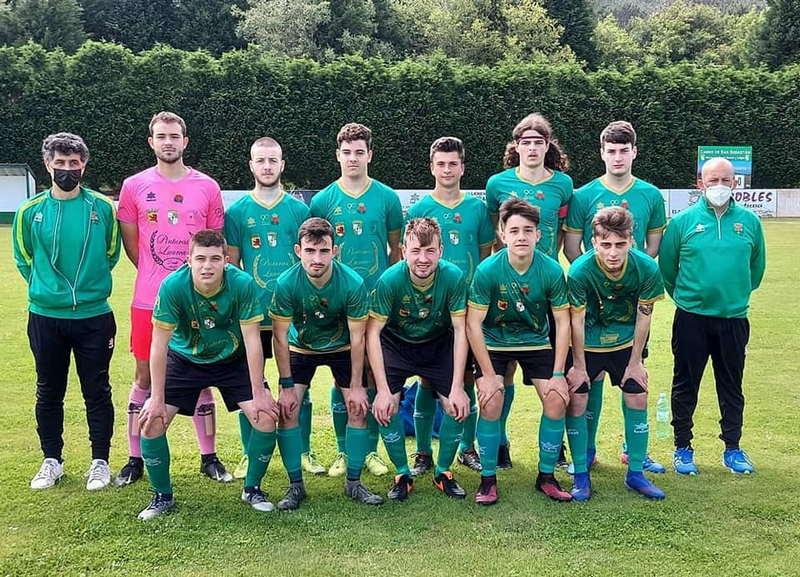 El Barcia debutará en Liga Nacional Juvenil ante el Unión Popular de Langreo