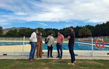 El Principado invierte 136.000 euros en los equipamientos deportivos y recreativos de las instalaciones de La Morgal