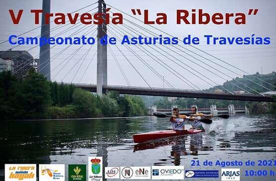 Ocho palistas del Club Albiones al Regional de Travesías de Soto de Ribera