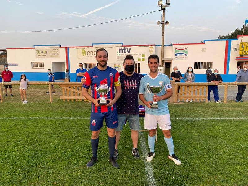 El Ribadeo FC se adjudicó el Trofeo de la Amistad tras vencer al Andés en los penaltis