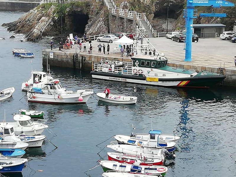 El CD Orrio celebra el sábado el Campeonato Villa de Tapia de Pesca Embarcación Fondeada
