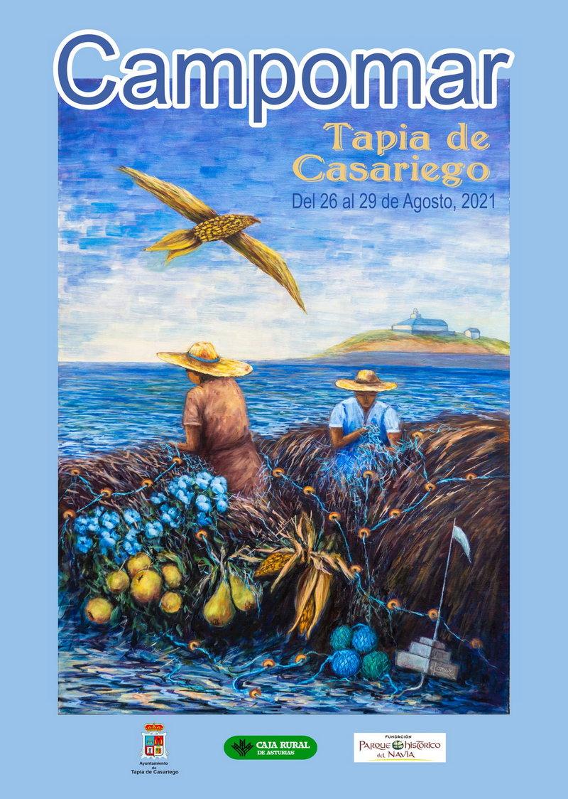 Tapia recupera la Feria Campomar (a desarrollar del 26 al 29 de agosto)