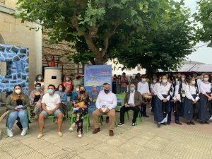 """Inaugurada la Feria Campomar de Tapia, un evento """"ilusionante, polo de dinamización económica y de promoción turística"""""""