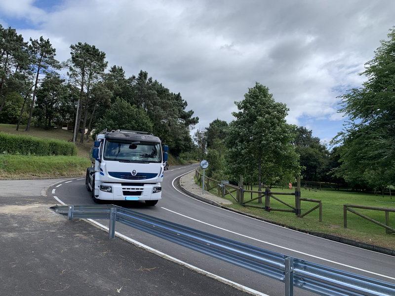 Mejoras en las infraestructuras viarias y portuarias del concejo de Navia