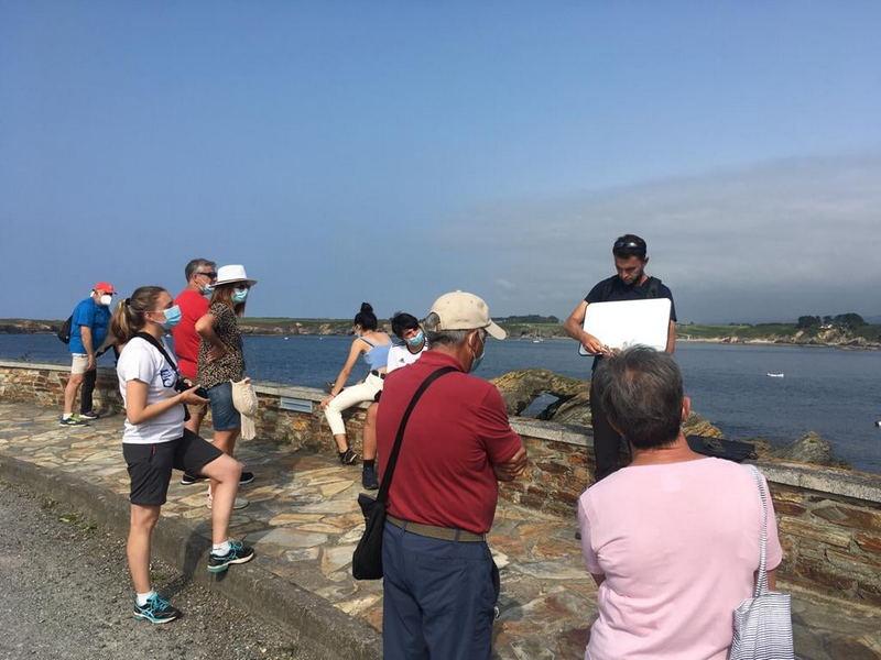 Más de 74.000 personas pasaron por las Oficinas de Turismo de Ribadeo este verano