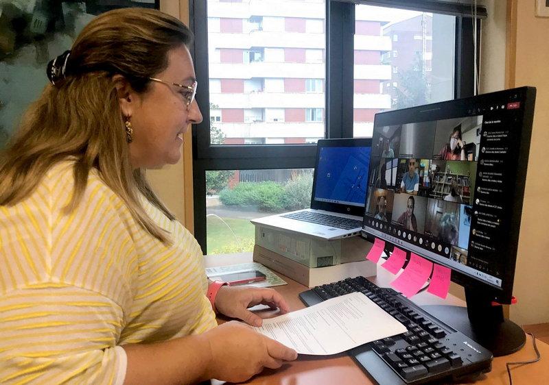 """Lydia Espina (consejera de Educación): """"queremos transmitir confianza, seguridad y prudencia"""" ante el nuevo curso escolar"""