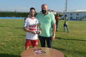 UD Castros y Marino de Cudillero disputaron el I Memorial José Antonio Martínez