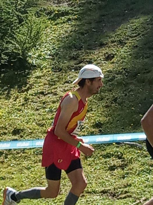 Nayo Villanueva (Club Toscaf Recta Final), décimo en el Campeonato del Mundo de Trail Master