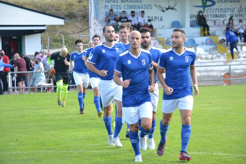 El Real Tapia inicia la liga con victoria ante el San Claudio (1-0).
