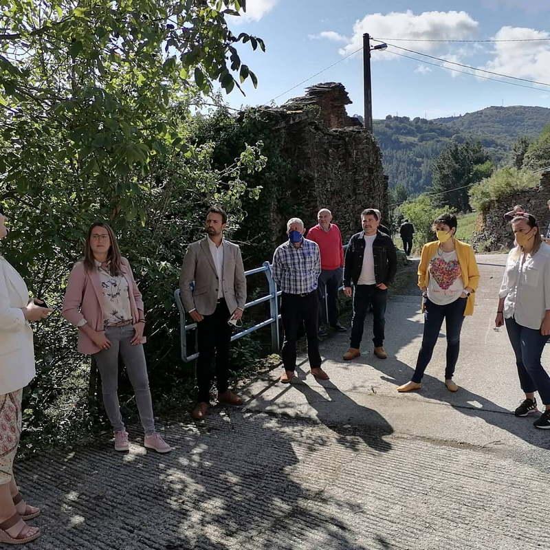 """Juan Allonca (Asoc. Amigos Argul): """"Ha llamado la atención la unión de los vecinos para sacar adelante mejoras en el pueblo"""""""