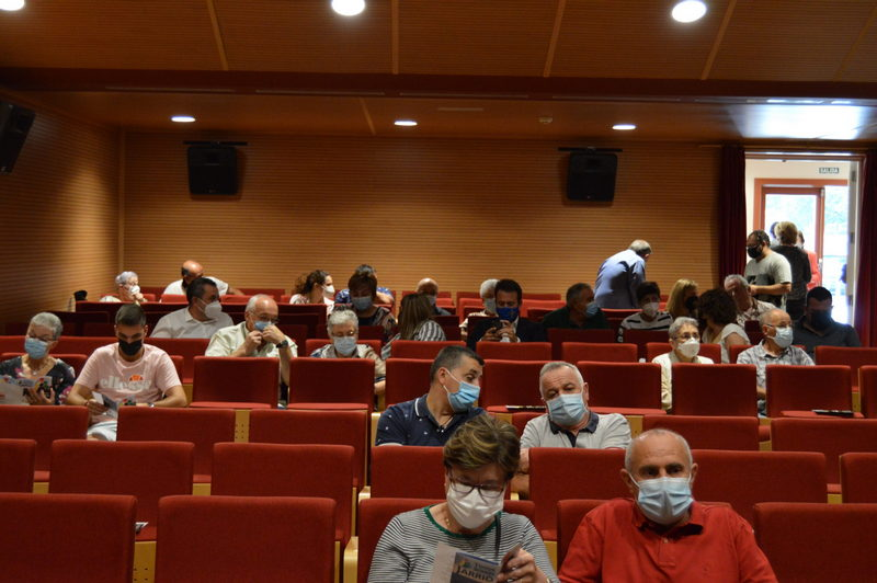 """Una reivindicación """"pacífica pero contundente en favor de una Sanidad digna y de calidad"""" para el Noroccidente asturiano"""