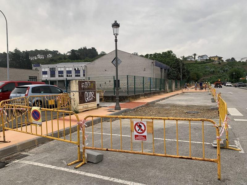 Mejora de infraestructuras en las zonas rural y urbana del concejo de Navia con cargo al Remanente de Tesorería