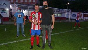 """El Andés CF Campeón del Triangular """"Memorial Manolín Puntina"""""""