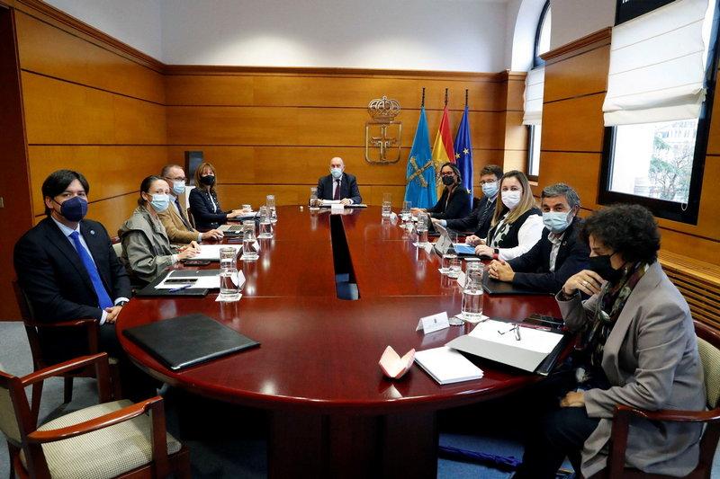 El gobierno aprueba 2,6 millones para el proyecto de saneamiento y depuración de Anleo y Sante (Navia)
