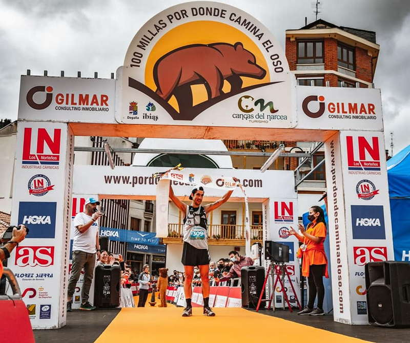 El pleno de Cangas del Narcea aprobó la concesión de una ayuda de 30.000 euros a la asociación Cangasport, quien organizó la carrera de las 100 millas por donde camina el oso