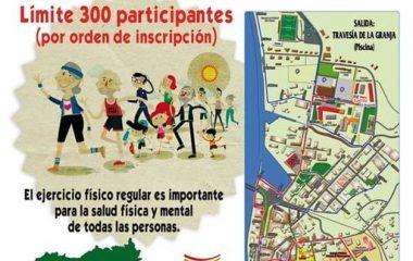 Navia celebrará el domingo 31 de Octubrela X Edición del Día de los 10.000 Pasos