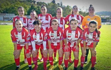 Tercera Victoria Consecutiva del Navia CF Femenino que mantiene el liderato del Grupo 1