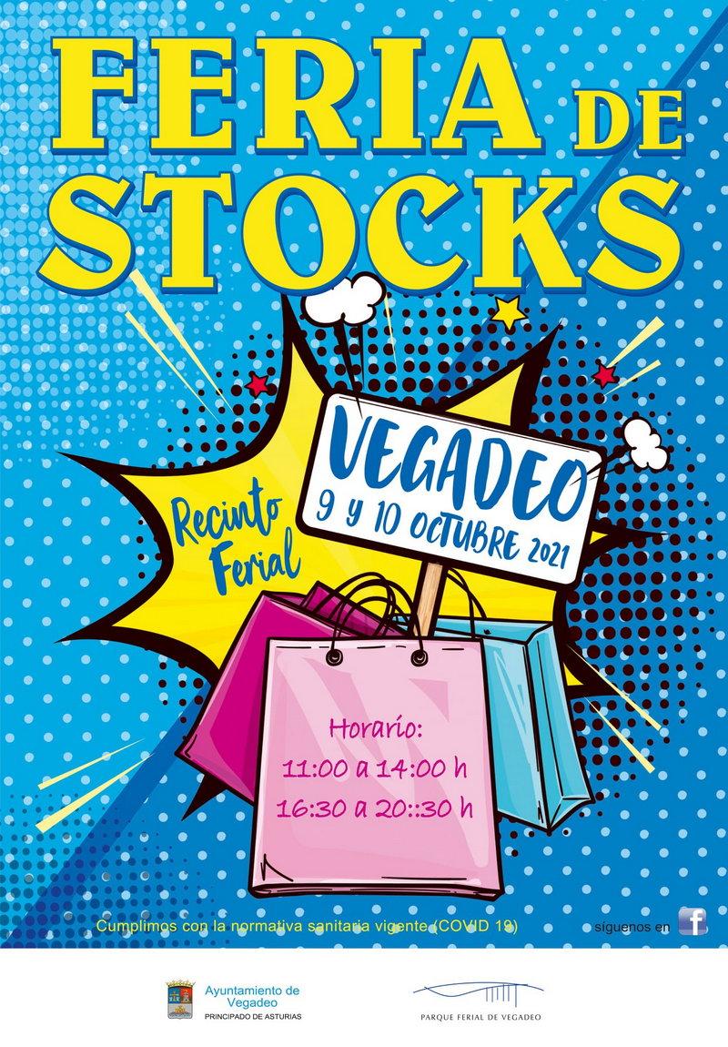 XX Feria de Stocks de Vegadeo este fin de semana
