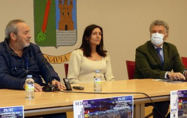 Presentado el Campeonato de España de Remoergómetro del próximo mes de Noviembre en Navia