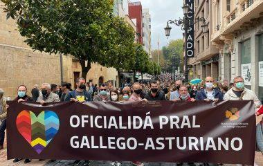 «Día Histórico» para reivindicar la oficialidad para el asturiano y el gallego asturiano
