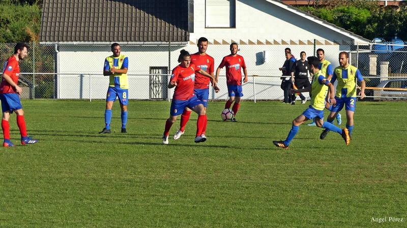 La UD Castros se lleva los tres puntos del Este tras vencer a La Caridad (0-1)