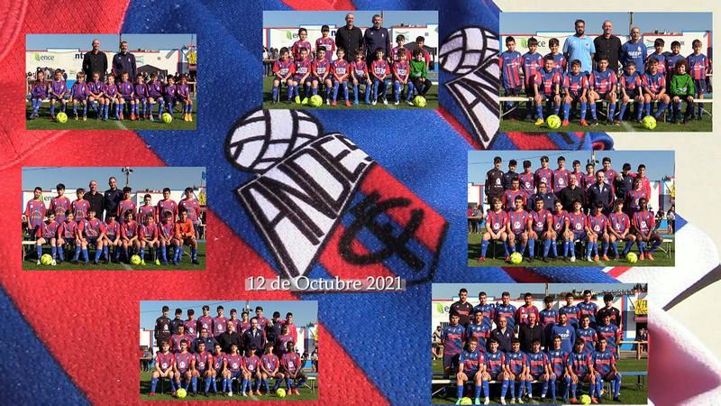 Presentación Oficial de los equipos del Andés CF